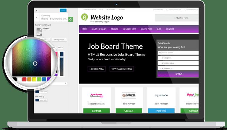 online job board site