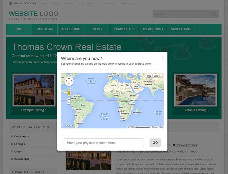 Google maps, GEO Location & distances
