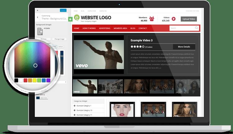 online Video site