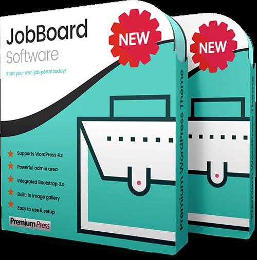 job board theme box