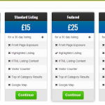 Pricing-table-screen