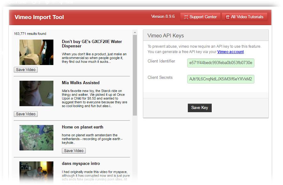 vimeo import tool
