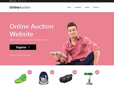 Auction Theme 4