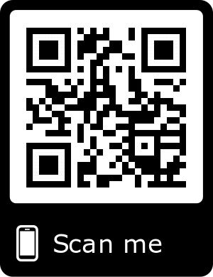 photography theme qr code