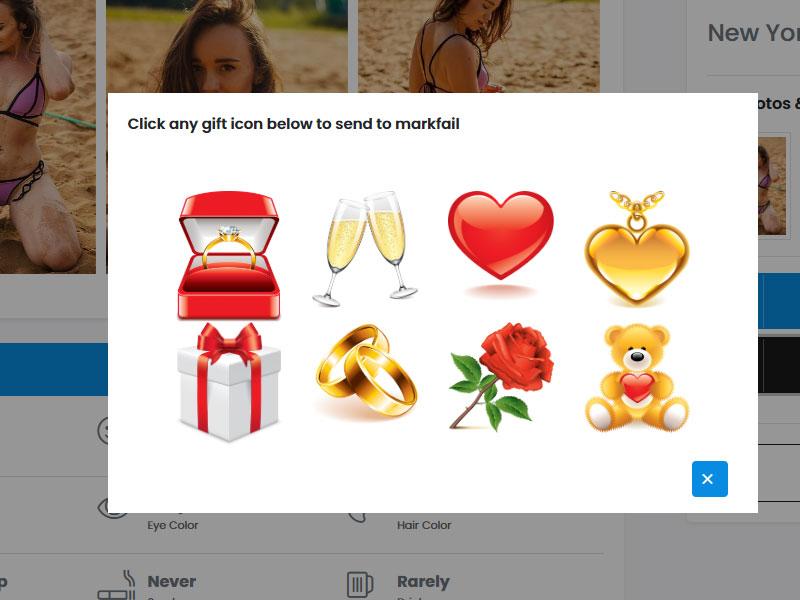 Send Virtual Gift!