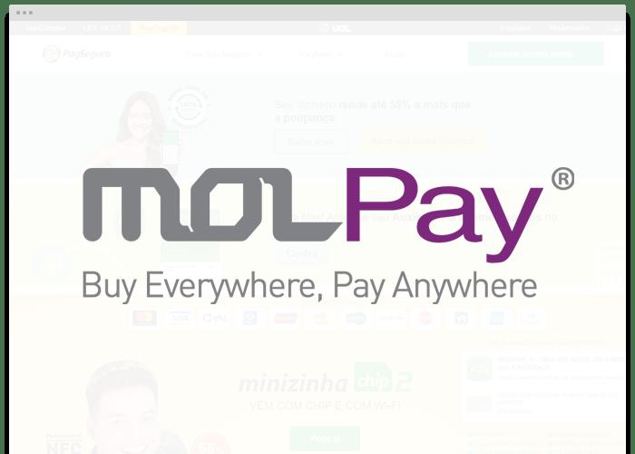 Molpay Payment Gateway Plugin