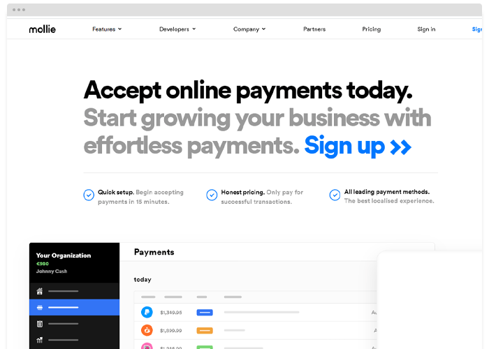 iDeal Payment Gateway