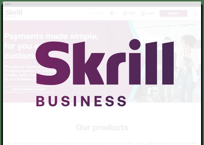 Skrill WordPress Plugin