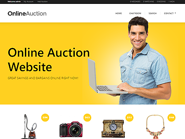 Auction Theme 2
