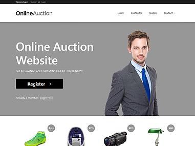 Auction Theme 5