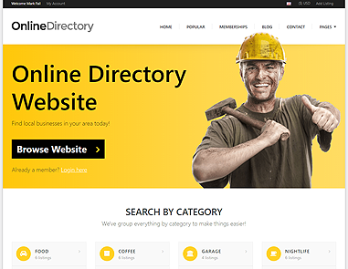 Directory Child Theme 9