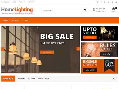 Home-lighting Store
