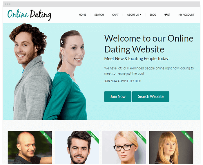 Dating Theme 3