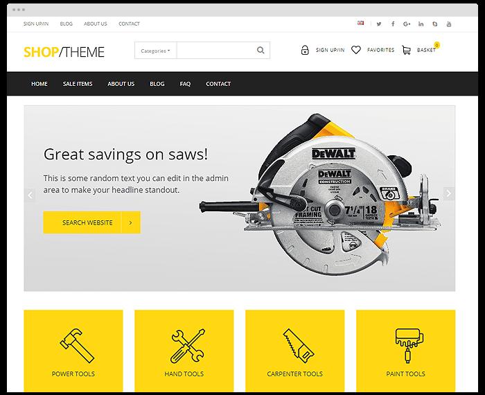 Power Tools demo