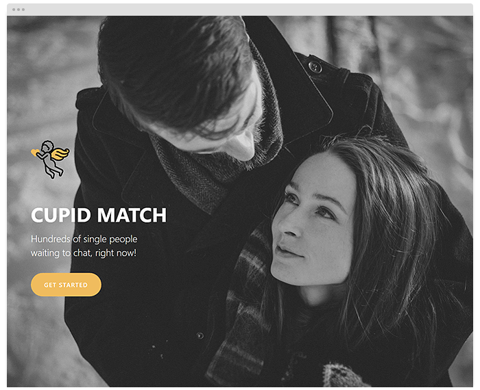 Cupid Match demo