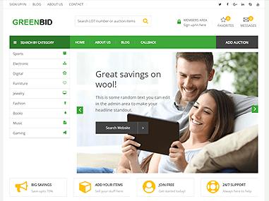 Auction – GreenBid