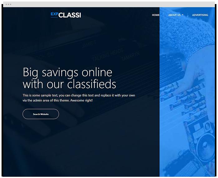 Classifieds - Explorer