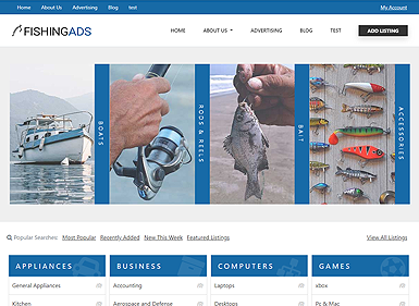 Classifieds – Fishing