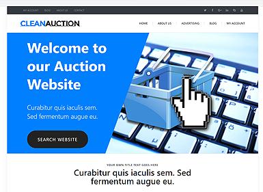 Clean Auction