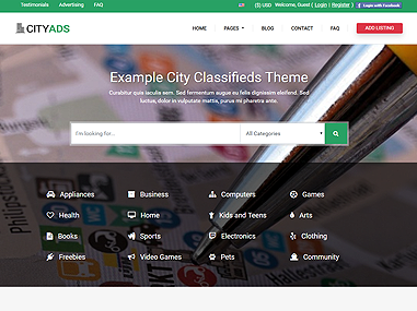 Classifieds – City
