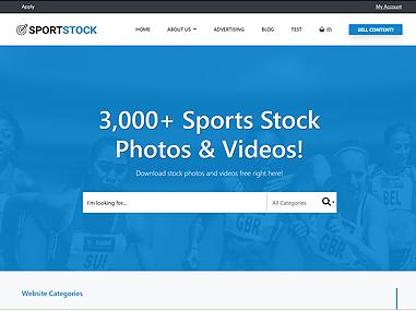 Stock – Sports