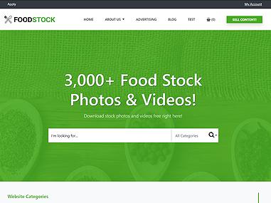 Stock – Food