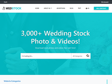 Stock – Wedding