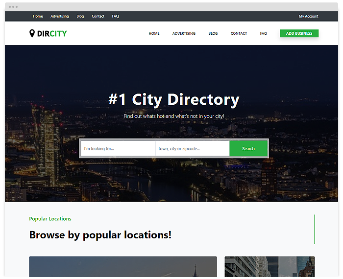 Directory - City