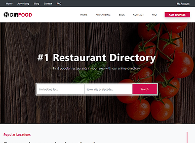 Directory – Food