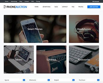 Auctions – Phones