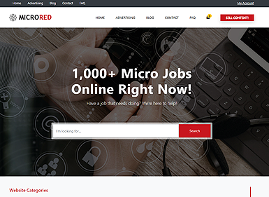 Micro Jobs – Red