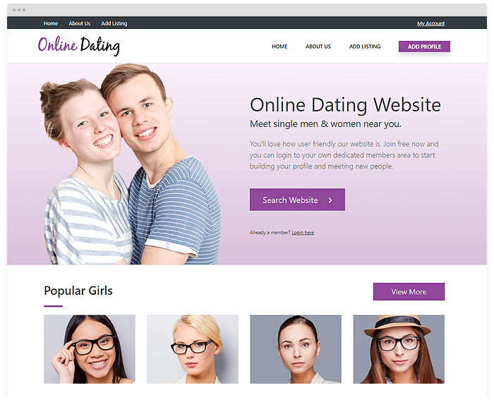 Dating 10 demo