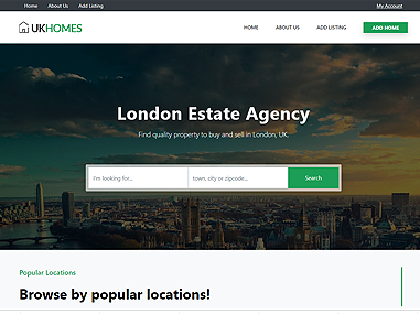 Real Estate – London