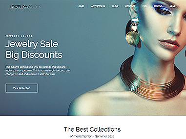 Shop – Jewelry Store