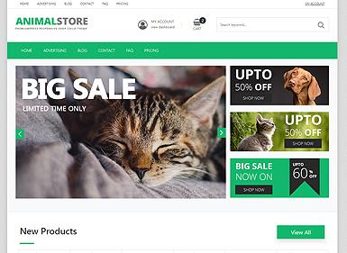 Shop – Pet Store