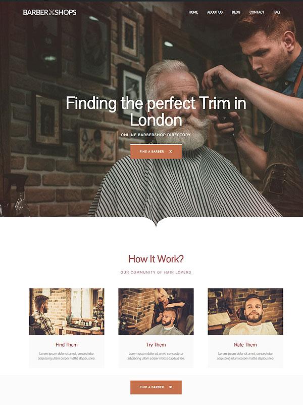 Barbershop Directory