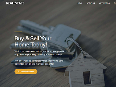 Real Estate – Home Buyer