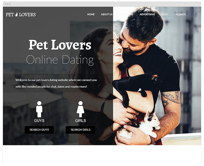 Pet Lovers demo