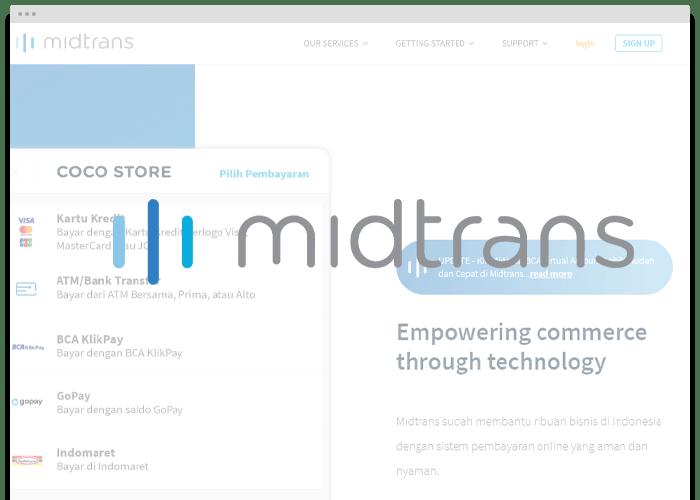 Midtrans WordPress Plugin