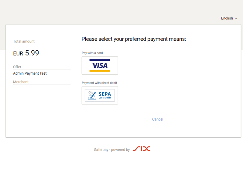 What is SaferPay Payment Plugin?