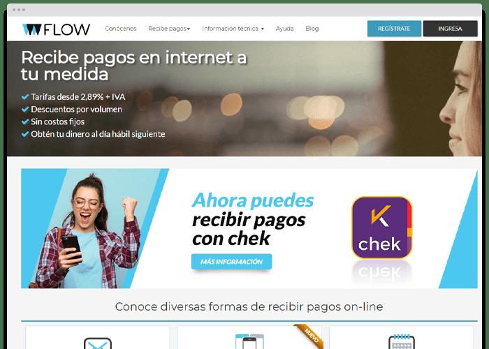 Flow CL Payment Gateway