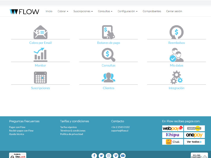 What is Flow CL Payment Gateway?